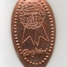 Dollywood County Fair Ribbon - Elongated Penny