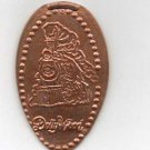 Dollywood Train - Elongated Penny