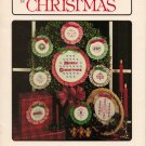 """Hoop-It-Up for Christmas"" by The Graph Menagerie - Counted Cross Stitch Leaflet"