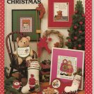 "Craftways  ""A Wee Good Christmas"" Counted Cross Stitch book"