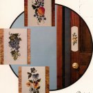 """Door Shields"" by Fond Memories - Counted Cross Stitch Book"