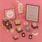 """Choice Samplings"" by Helene Halverson - Counted Cross Stitch Book"
