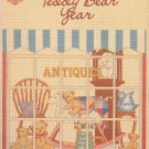 """The Teddy Bear Year"" by Gloria & Pat - Cross Stitch Book"