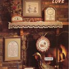 "Stoney Creek ""Home Grown Love"" - Counted Cross Stitch Book"