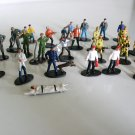 Lot of Men Figurines for Train (26)
