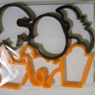 Halloween Cookie Cutters - 6 Pack - *NIP*