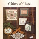 &quot;Gallery Of Geese&quot; - Counted Cross Stitch Leaflet
