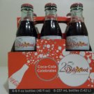 Dollywood 25th Anniversary 6-pack Coke Bottles - NEW - Collector's Item!!!!