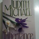 Inheritance - Judith Michael - Hardcover w/jacket - 1988