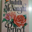 Perfect - Judith McNaught - Hardcover w/jacket - 1993- 1st Edition
