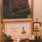 Stitch Maker&#39;s Christmas Reflections - Counted Cross Stitch Leaflet