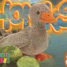 TY Beanie Baby Card # 196 Honks The Goose-Style # 4258-2nd Ed -Ser 4-1999