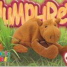 TY Beanie Baby Card # 199 Humphrey the Camel-Style # 4060-2nd Ed -Ser 4-1999