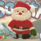 TY Beanie Baby Card # 225 Santa the Santa-Style # 4203-2nd Ed -Ser 4-1999