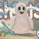 TY Beanie Baby Card # 228 Sheets the Ghost-Style # 4260-2nd Ed -Ser 4-1999