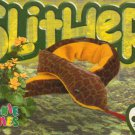TY Beanie Baby Card # 229 Slither the Snake-Style # 4031-2nd Ed -Ser 4-1999