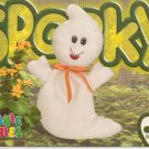 TY Beanie Baby Card # 234 Spooky the Ghost-Style # 4090-2nd Ed -Ser 4-1999