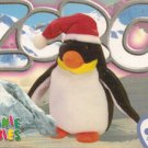 TY Beanie Baby Card # 255 Zero the Penguin-Style # 4207-2nd Ed -Ser 4-1999