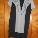 Ladies Black Dress - Size 11/12 - (DBY)