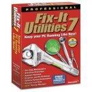 FixIt Utilities Pro 7 Anti-Virus for 3 PCs
