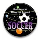 The universe revolves around soccer