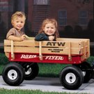 Radio Flyer All-Terrain Steel & Wood Wagon