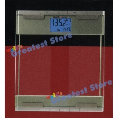 Healthometer Professional Body Fat Monitoring Scale