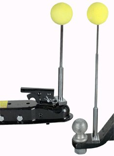 Trailer Magnetic Alignment Kit One Person Hookup