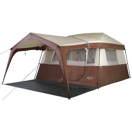 Northpole Family Vacation Home Tent - 8 person - 12' x 12' 2-room