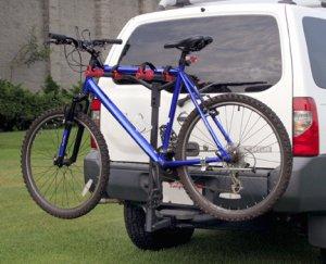Two(2) Bike Car Hitch Mount Bike Rack Carrier