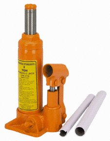 2 Ton Industrial Hydraulic Bottle Jack