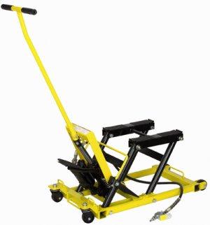 1500 Lb. Capacity Pneumatic ATV/Motorcycle Lift