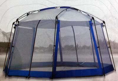 SeQuoia Screen House Canopy Screened Tent 12 ft. x 12 ft.
