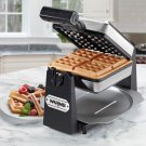 Professional Rotating Double Belgian Waffle Maker