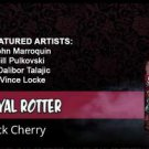 Black Cherry Royal Rotter Zombie Soda (4 x 12oz.)