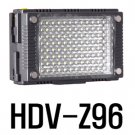 Wholesale - HDV-Z96 LED Video Light For Canon DV Camcorder Lighting 5600K+free shipping