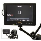 "LILLIPUT HD70HP 7"" On-camera HD LCD Field Monitor w/ HDMI in Component in Composite in"