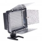 YONGNUO YN-160 Led Video Photo Light with Barn Doors + free shipping + 2-6 days by DHL