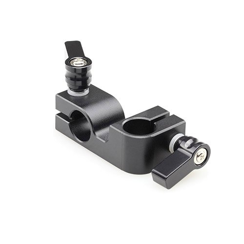 free shipping+Black 90 degree Rod Clamp for 15mm Rods on DSLR Shouder Rig - On Sale