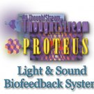 Light & Sound Biofeedback System
