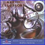 Audio Illusions AudioStrobe CD for Light and Sound Mind Machines