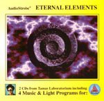 Eternal Elements 1 AudioStrobe CD for Light and Sound Mind Machines