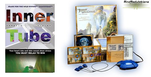 The Inner Tube 3D Biofeedback Game / Wild Divine Bundle Pack