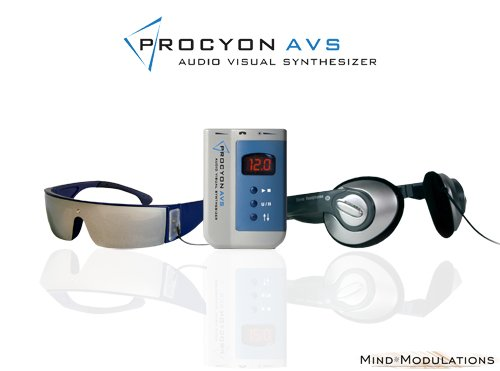 Procyon Light & Sound Mind Machine - AVS System