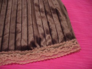 Old Navy brown skirt NWT (M)