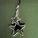 Superstar cell phone charm
