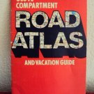 1980 Glove Compartment Road Atlas and Vacation Guide