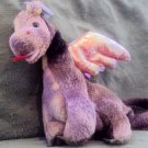 Scorch the Dragon Ty Beanie Baby from 1998