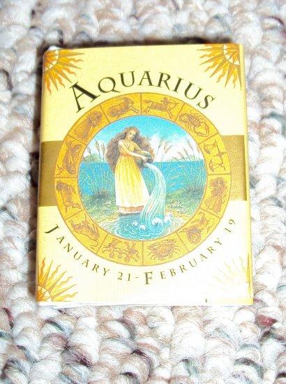 Aquarius Gift Book