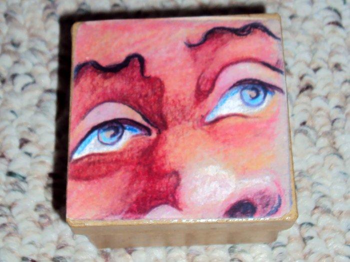 Who Me? Custom Face Box